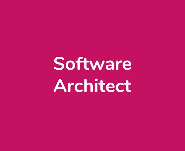 Software Architect: Con đường trở thành một Software Architect